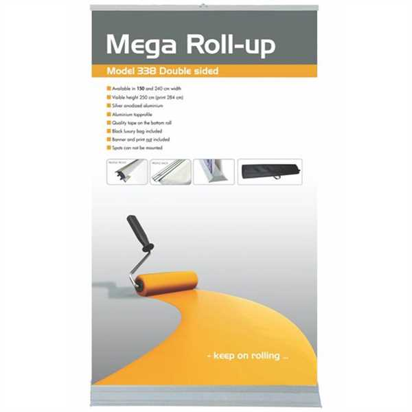 Mega Roll-Up dobbelt