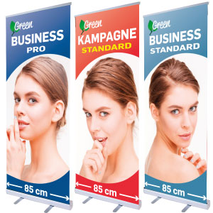 Roll Up display / bannere med print
