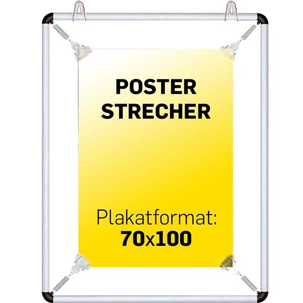 Poster Strecher plakat ophæng
