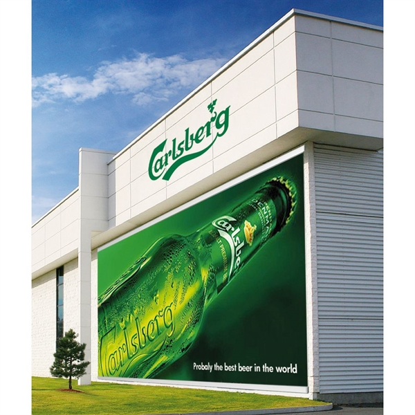 Outdoor Banner Profile 44 mm  - 499 cm