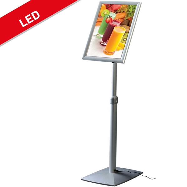 Menu Infostand LED