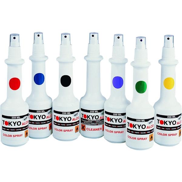 Tokyo Alco Colour Spray