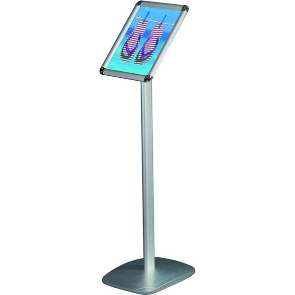 EXPO INFO STAND Vertikal Alu/elox. - A3 Vertikal
