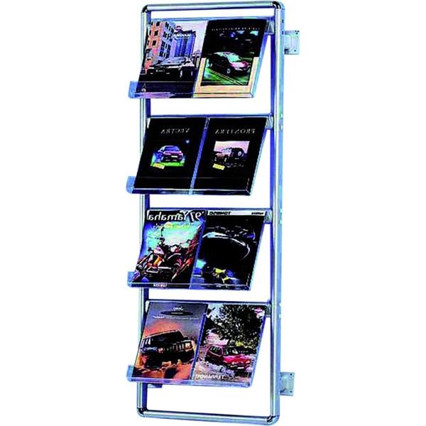 Brochure holdere bord - væg