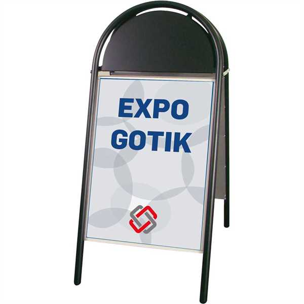 Image of   Expo Gotik Gadeskilte
