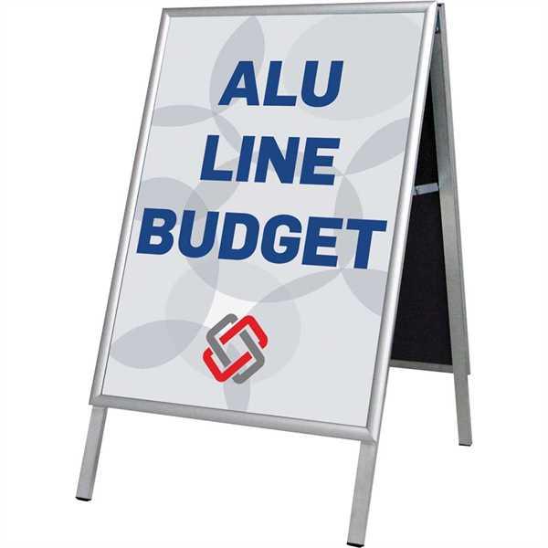 Image of   Alu-Line Budget sandwich skilt indendørs 50 X 70 cm