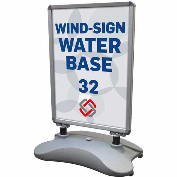 Wind-Sign Waterbase 32mm Sandwichskilt