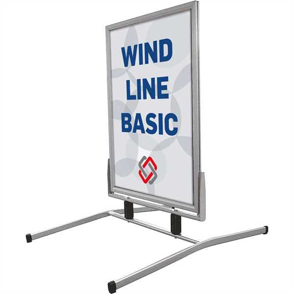 Image of   Wind-Line Gadeskilte Basic