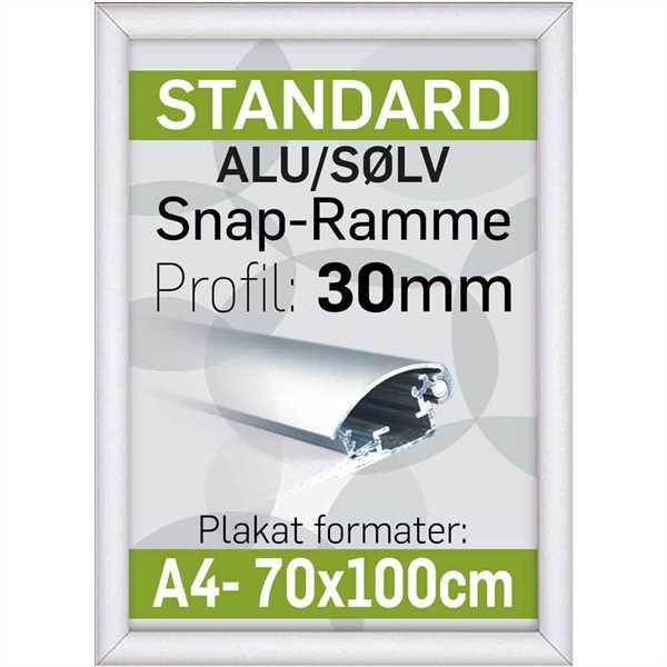 Alu Snap-Frame 30 mm